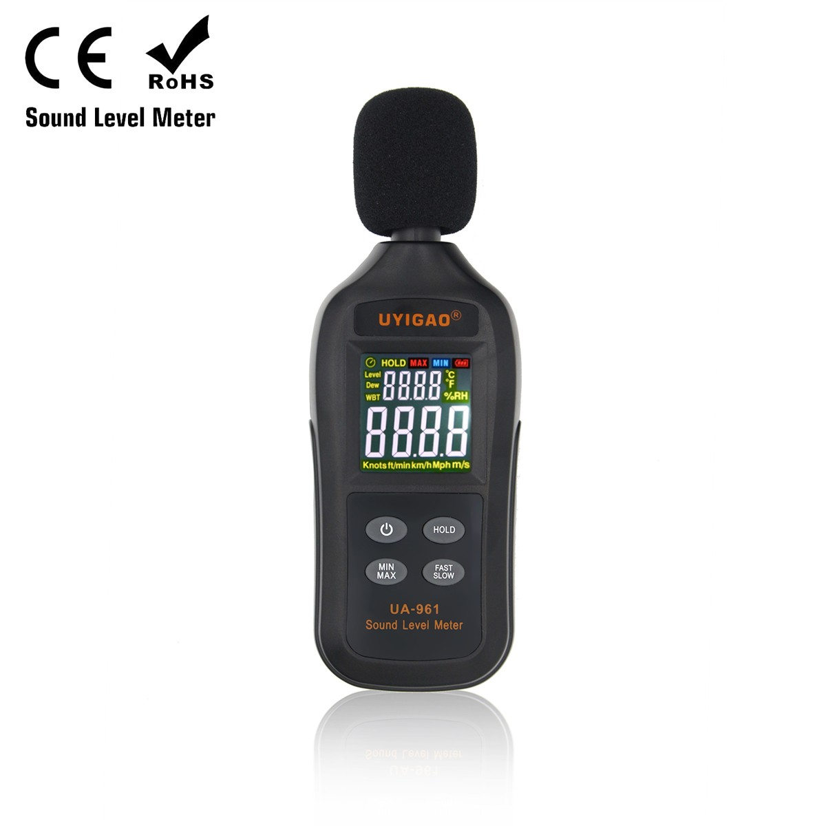 UA961 Sound Level Meter