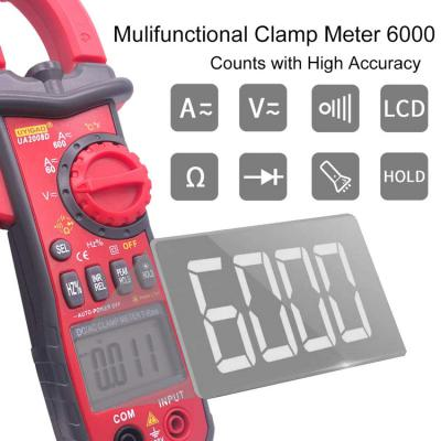 ua2008d digital clamp meter