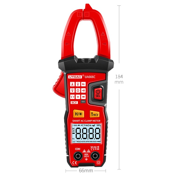 UA666C smart digital multimeter