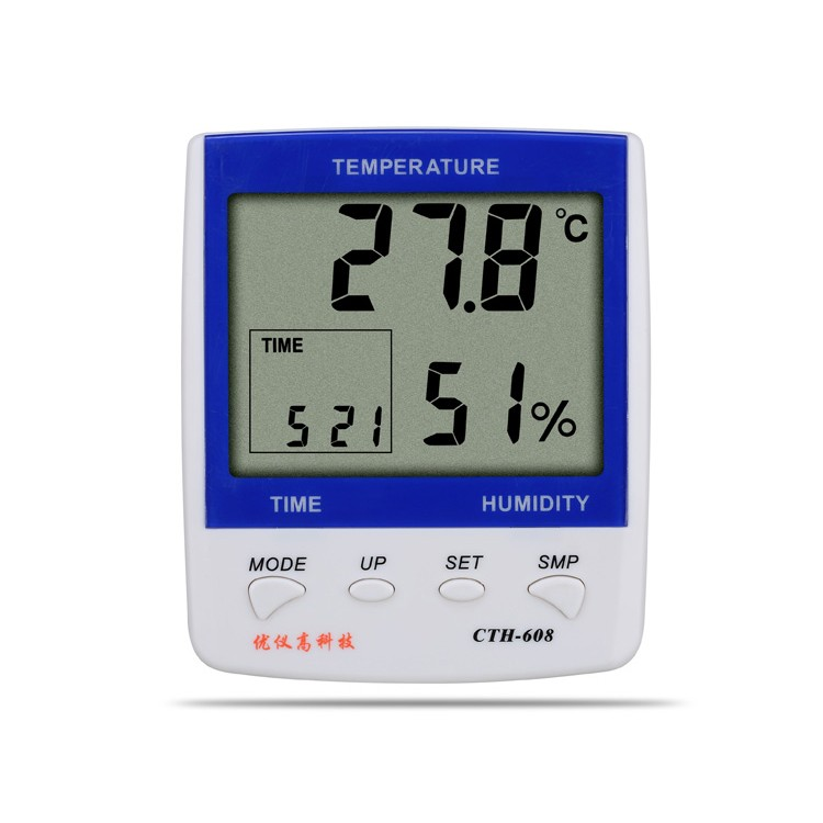 UA608 Digital Temperature and Humidity meter CTH-608