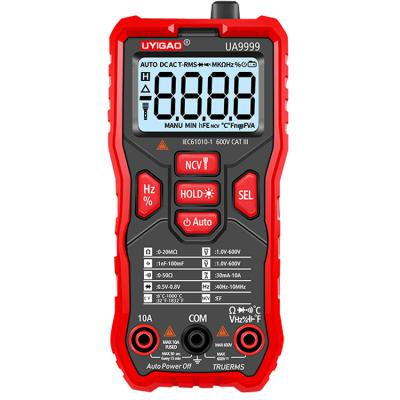 UA9999 smart digital multimeter