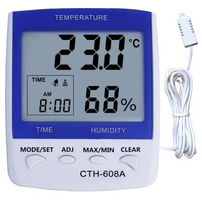 UA608A digital thermometer hygrometer