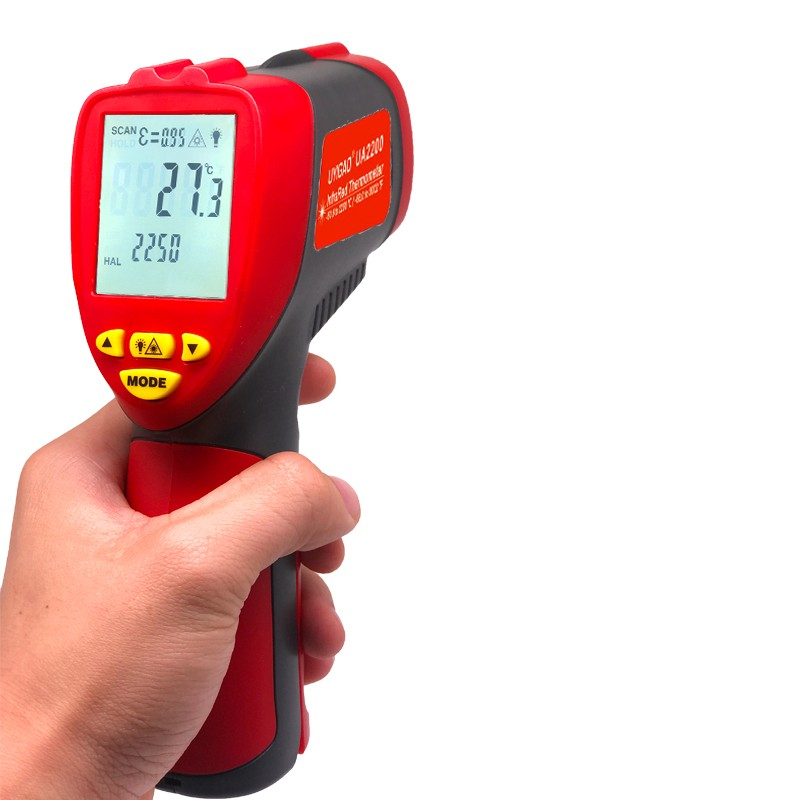 Pyrometer UA2200 infrared thermometer
