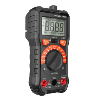 2000 counts compact digital multimeter
