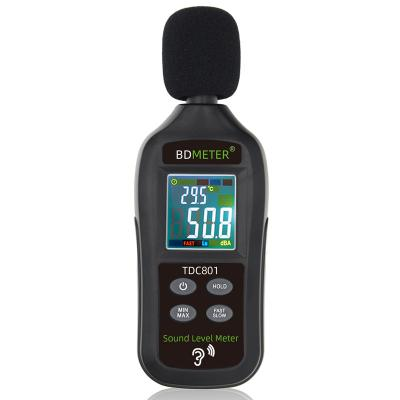 TDC801 Sound Level Meter